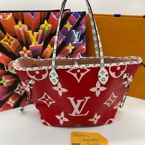 Louis Vuitton Giant Monogram Limited Ed. Neverfull